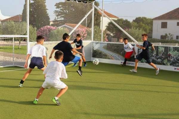 Rođendanski malonogometni turnir Bure Centra i Intersporta - 1 dan