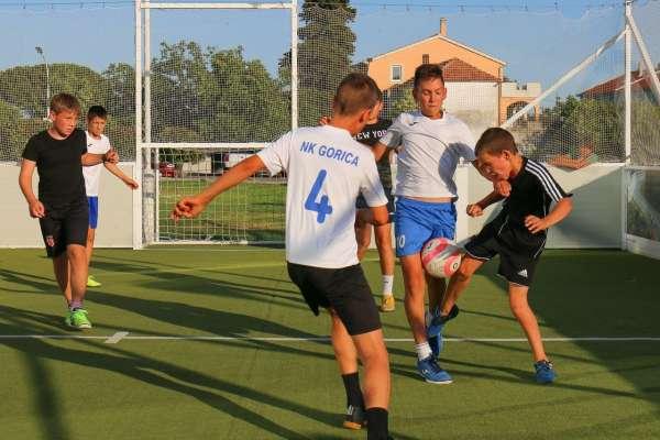 Rođendanski malonogometni turnir Bure Centra i Intersporta - 2. dan