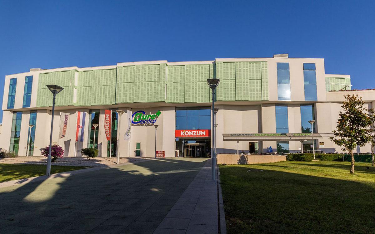 Bure Shopping Centar | Biograd na Moru